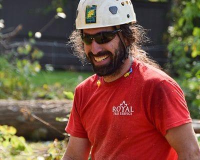 Matt Follet - Tree Yoda